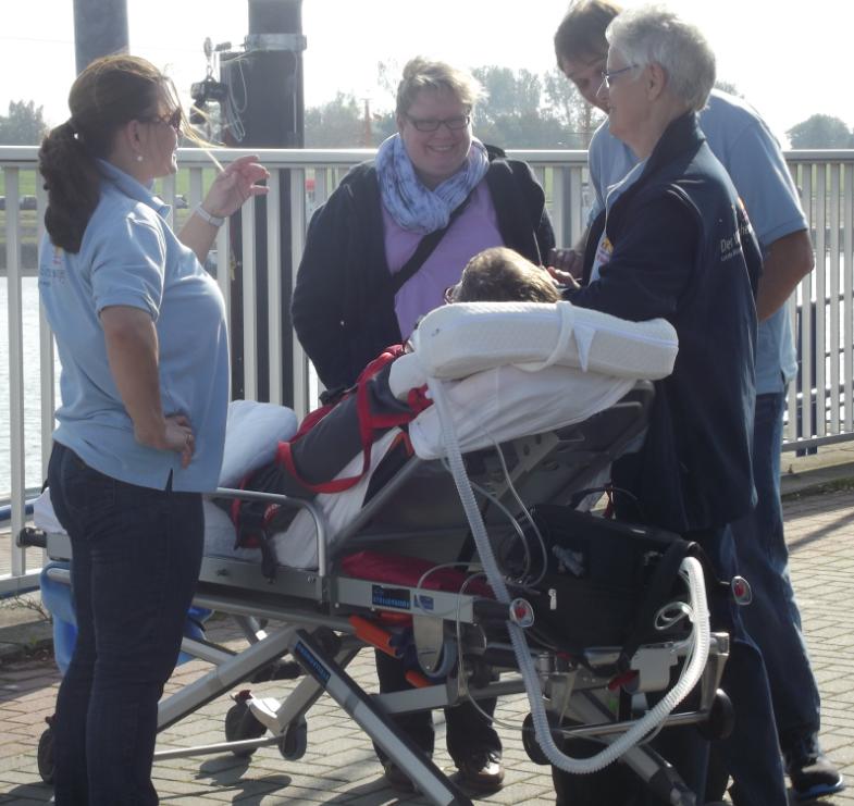 Tinas letzter Urlaub mit ihrer ALS kranken Mutter 4