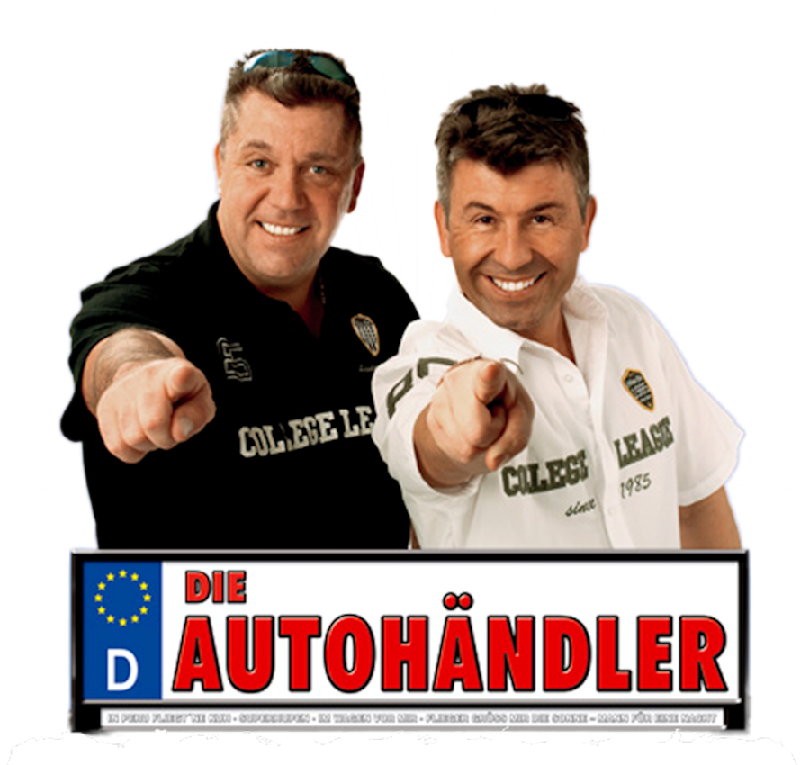 Die zwei Gebrauchtwagenhändler aus Köln-Worringen