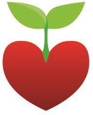 Herz mit Sprössling