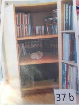 Möbelstück 37 b Wohnzimmer Eckschrank  60x106x60 cm